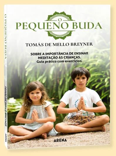 Livro Pequeno Buda